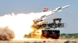Syria tuyên bố bắn hạ loạt tên lửa của Israel