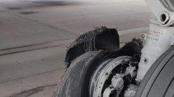 Nổ lốp máy bay chở 168 khách ở Ấn Độ, phải hạ cánh khẩn cấp