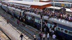 Ấn Độ biến thành chảo lửa, 4 người đi tàu vĩnh viễn không bao giờ tỉnh lại