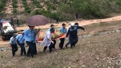 Rơi máy bay huấn luyện Yak52, giáo viên và học viên tử nạn