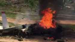 Bộ Quốc phòng thông tin vụ rơi máy bay IAK-52, hai phi công tử vong