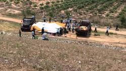 Vụ máy bay quân sự rơi làm 2 người tử vong: Lời kể của người dân