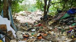 Hà Nội: Người dân hơn chục năm sống chung với hồ rác ô nhiễm