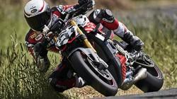 """Ducati tung nguyên mẫu Streetfolder V4 tại """"cuộc đua tới những đám mây"""" Pikes Peak"""