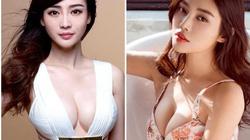 Top 7 cô đào có vòng 1 đẹp nhất Trung Quốc: Bất ngờ với vị trí cuối cùng