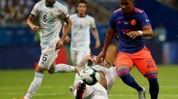 James Rodriguez tỏa sáng, Colombia xuất sắc hạ gục Argentina