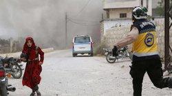 Nga đưa lực lượng khổng lồ tới Syria, Trump không ngăn nổi đại chiến Idlib