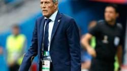 Uruguay ra quân tưng bừng, HLV Oscar Tabarez nói điều bất ngờ