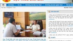 Xuất hiện nhiều đối tượng giả danh cán bộ thuế ép doanh nghiệp