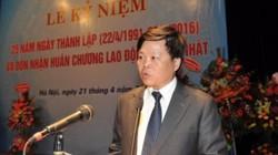 Chủ tịch Nhà máy in tiền Quốc gia Nguyễn Văn Toản thu nhập trên nửa tỷ đồng/năm