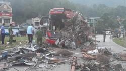 Tai nạn xe khách Hòa Bình: Hai nạn nhân nhỏ tuổi qua cơn nguy kịch