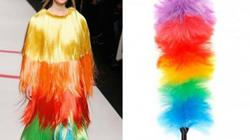 Phát hiện gây sốc về những bộ váy nổi tiếng