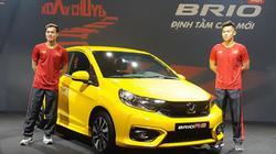 Chính thức ra mắt Honda Brio, giá từ 418 triệu đồng