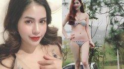 """""""Bỏng mắt"""" ngắm vợ hot girl vừa ly hôn Việt Anh sau 7 năm gắn bó"""