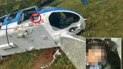 """Trùm băng đảng khét nhất Mexico gặp nạn trực thăng, đàn em trút """"mưa đạn"""" ngăn cảnh sát"""
