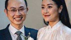 """Nữ MC """"The Voice"""" tiết lộ về chồng mới cưới - phó trưởng phòng VTV4"""