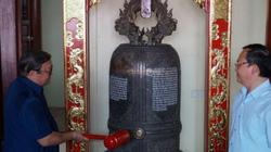 Hội NDVN dâng hương, tưởng niệm danh nhân Hoàng Hoa Thám
