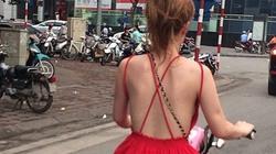 Muôn kiểu thời trang nhức mắt, phản cảm của chị em Việt ngày hè