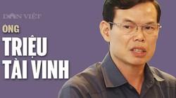 Infographic ông Triệu Tài Vinh là Ủy viên T.Ư dự khuyết khi còn trẻ