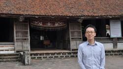 Chàng kiến trúc sư Nhật và mối lương duyên với kiến trúc cổ Việt Nam