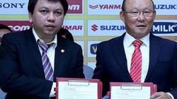 Tiết lộ nhiều điều khoản đáng chú ý trong hợp đồng mới của HLV Park