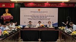 """Việt Úc hiến kế """"giải pháp nuôi tôm thích ứng với biến đổi khí hậu"""""""