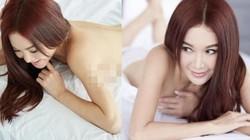 U60 'Phan Kim Liên' lộ ngực trần khi chụp sách ảnh, được fan khen 'ăn đứt' gái 18