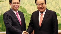 Việt Nam đề nghị Hàn Quốc tạo thuận lợi nhập khẩu mặt hàng nông thuỷ sản