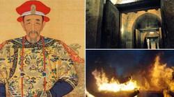 Lăng mộ Khang Hi và 3 lần bốc cháy khó hiểu, khiến tất cả thất kinh
