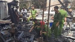Lâm Đồng: Cháy lớn trong đêm, thiêu rụi 12 ki ốt