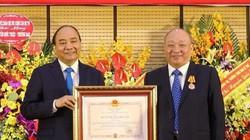 Chủ tịch nước tặng phần thưởng cao quý cho ông Nguyễn Quốc Triệu