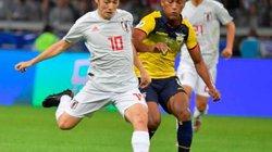 """Kết quả Copa America 2019: Nhật Bản và Ecuador dìm nhau xuống """"đáy bùn"""""""