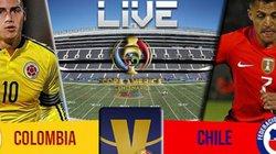 Lịch thi đấu tứ kết Copa America 2019: Đại chiến Colombia vs Chile