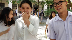 Đà Nẵng: Thí sinh cười giòn tan vì trúng tủ đề Văn