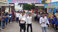 Thái Nguyên: Kết thúc môn thi đầu tiên, thí sinh người mừng - kẻ lo