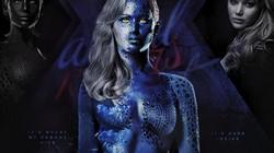Hành trình từ mỹ nữ nóng bỏng biến thành dị nhân X-Men