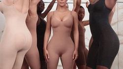"""Kim Kardashian ra mắt bộ sưu tập nội y """"bóp dáng"""" hợp với mọi chị em"""