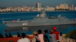 Chiến hạm uy lực bất ngờ xuất hiện ở Cuba, đòn hiểm của ông Putin?
