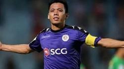 Văn Quyết nói gì khi cán mốc 100 bàn cho Hà Nội FC?