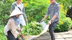 Quách Ngọc Tuyên ra chợ bán rau giúp bà cụ 75 tuổi và cái kết bất ngờ