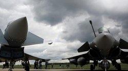 Chiến đấu cơ Đức va chạm trên không khiến một phi công thiệt mạng