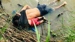 Bức ảnh đau thương gây chấn động Mỹ và phương Tây