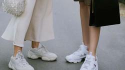 Giày sneaker trắng không làm ai lo lắng: Cách giặt rửa siêu nhanh tại nhà