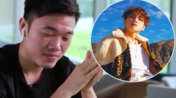 Phản ứng của tiền vệ Xuân Trường khi Sơn Tùng mời nghe bài hit mới