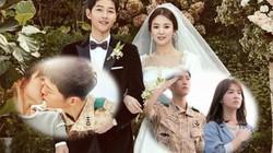 """Song Joong Ki - Song Hye Kyo từng yêu nhau """"ngôn tình"""" thế này"""