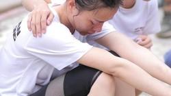 Sau nửa tháng mất tích, Phương Oanh đăng ảnh bầm tím khắp người