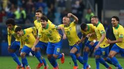 """CLIP: """"Đấu súng nghẹt thở"""", Alisson và Jesus giúp Brazil vào bán kết"""