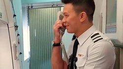 Phi công làm điều bất ngờ trên chuyến bay từ TP.HCM đến Singapore