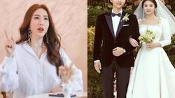 """Bảo Thy phản ứng khi bị nghi ăn cắp status """"đá xéo"""" vụ ly hôn 1.500 tỷ Song – Song"""
