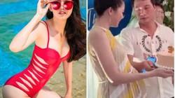 Tò mò cuộc sống của Á hậu lấy chồng đại gia hơn 16 tuổi kín tiếng nhất showbiz Việt